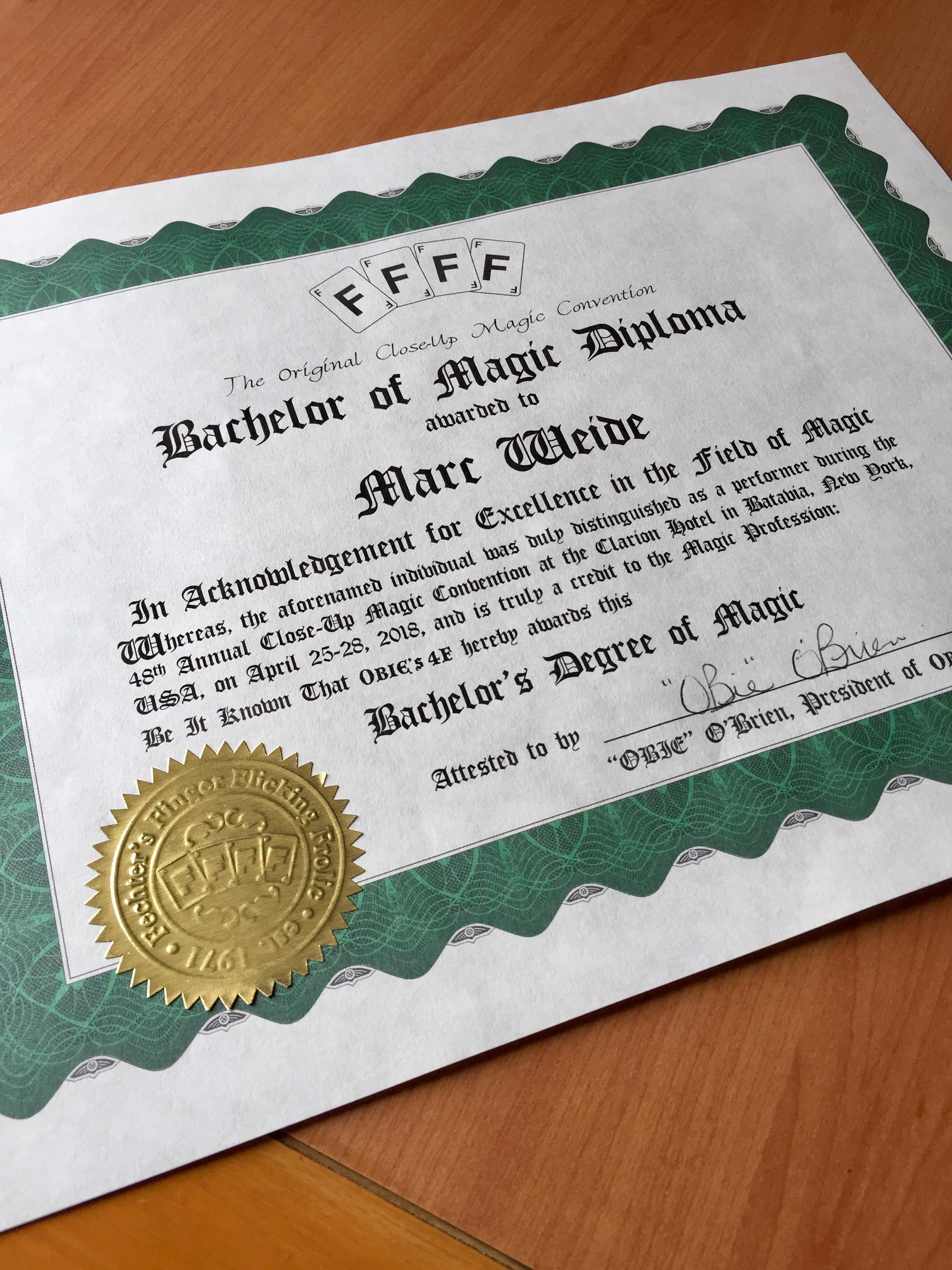 Bachelor Of Magic Das Hogwarts Des 21 Jahrhunderts Marc Weide