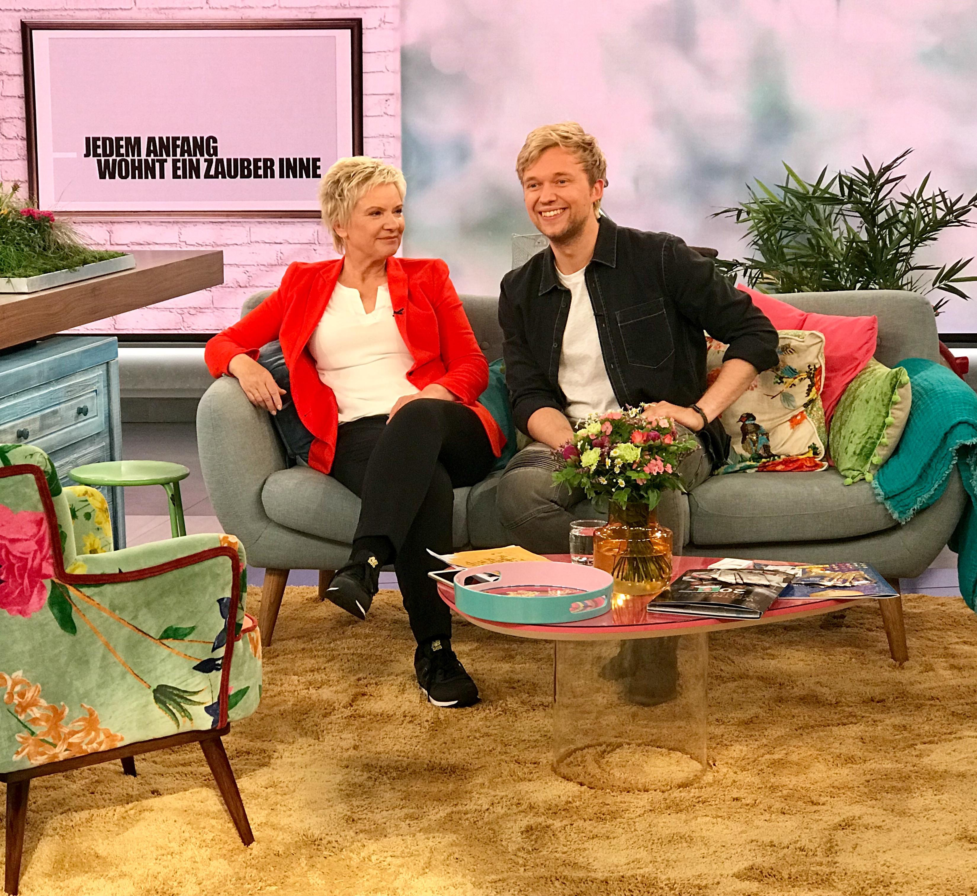 Guten Morgen Deutschland Vom Zauberer Zum Tv Moderator